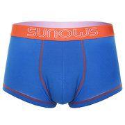 Stylish Sexy Mesh Ice Silk U Convex Breathable Bamboo Fiber Briefs Underwear for Men - NewChic Mobile