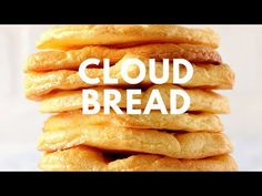 Cloud Bread Recipe - Crunchy Creamy Sweet