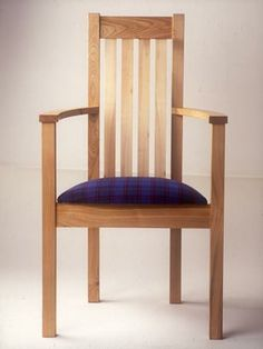 Teviot Carver, made with Scottish hardwoods www.buydesigngallery.com Commissioned for Bank of Scotland