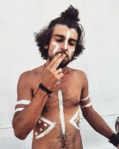 He's sexy & I know it. #boho #bohoshic #model #trip #Style #gypsystyle #gypsy #Goa #Arambol #india #god #bohogod #bohoboy #бохошик #бохо #хиппи #гоа #Арамболь #Индия #hippie #hippiestyle