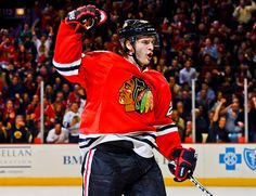 Congrats to forward Brandon Saad, who has been named one of 3 finalists for the Calder Memorial Trophy!! #Rookie