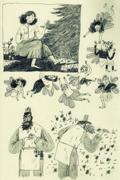 Sketchbook - Briony Smith