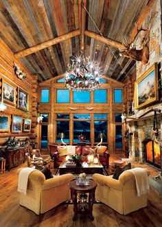 Legacy Springs Ranch, Texas: $81million #21 Most Expensive house in America.  Located 70 miles north of Austin on almost 20,000 acres of land you will find the Legacy Springs Ranch.  The main house is a 6,000 square foot home that includes two guest houses. The  property includes 15 miles of spring fed streams, 90 acres of inland lakes so much so that the house and surrounding buildings is only