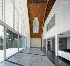 Holy Homes - Converted Churches: 1930's Converted Church - Rotterdam