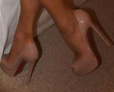 nude shoes are always a must