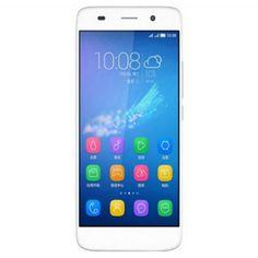 Huawei Honor 4A Android 5.1 cuádruple núcleo MSM8909 teléfono 4G-Blanco