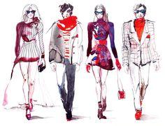 Devenir Styliste: Dessiner sa collection