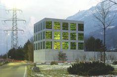 Autobahnchapelle, Uri / Guignard& Saner Architekten AG