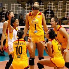 Games start 4pm! Foton v Philips Gold Meralco v Petron Pic by Noel Monzales by #philippinesuperliga http://ift.tt/1NQGUon