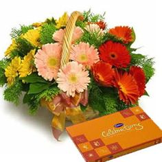 Place the lovely order for colorful flowers gift for your close ones and inject happiness in life. Pick online from FlowersNCakesDelivery in India. Flowers Today, Order Flowers, Send Flowers, Flowers Online, Online Flower Delivery, Same Day Flower Delivery, Online Florist, Local Florist, Diwali Gift Hampers