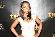Kandi Burruss of The Atlanta Housewives