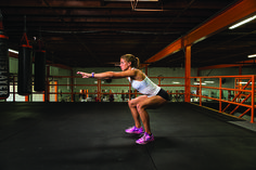 This routine will help control your muscle fibers for a faster, more explosive 5K start.