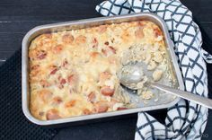 makaronigrateng Norwegian Food, Macaroni And Cheese, Sausage, Food And Drink, Pasta, Ethnic Recipes, Dinner Ideas, Dinners, God