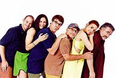 Warehouse 13 cast at Comic-Con.