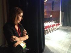 Michele Fazekas Before #AgentCarter panel pic.twitter.com/fE3sxw3YfJ