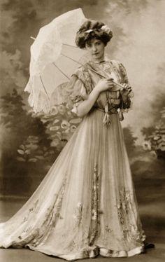 La Belle Époque: parasol