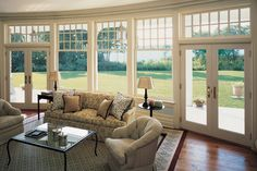 transom windows in sunroom | ... Picture Windows and Transoms with Simualted Divided Lite Grilles