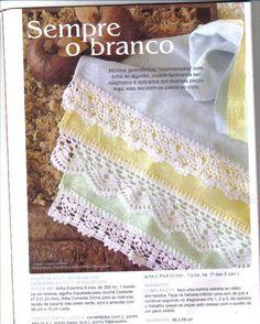 Barrados de Croche: Fevereiro 2013