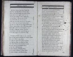 Settle 40. Author: Settle, Elkanah. Title: Memoriae fragranti: a funeral poem, to the pious memory of the honourable Sr. E. Waldo, Kt. 1708. Pages 6-7.