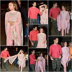 Have a look: Sidharth Malhotra just can't take his eyes off Alia Bhatt : MagnaMags