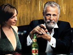 most interesting man in the world | World's Most Interesting Man