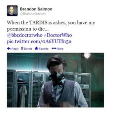when batman and doctor who collide