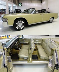1965 Lincoln Continental Convertible - My old classic car collection Lincoln Motor Company, Ford Motor Company, Lincoln Continental, Convertible, Most Popular Cars, American Classic Cars, Old School Cars, Amazing Cars, Pickup Trucks