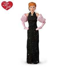 """This talking collector's doll plays a clip from """"Charm School"""" - as well as the show's memorable theme song! Description from ebay.com. I searched for this on bing.com/images"""