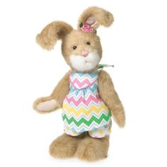 Boyds Bears Easter Plush - Buffy Cottontail Easter Bunny - 12' ** Check out this great image  : Collectible Dolls for Home Decor