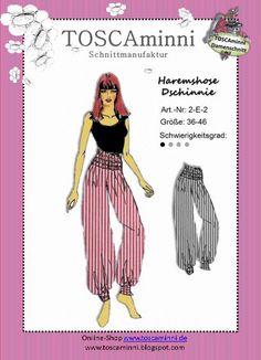 Ebook Saroulhose Dschinnie Gr. 36-46