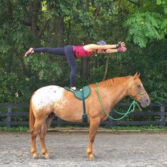 Luxury Horseback Yoga Exists Because Humankind Is Forever Dreaming Up Ways to Make Exercising Even Worse