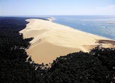 la dune du pila | Dune du Pyla