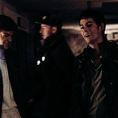 #TheScorchTrials gag reel gif - Newtmas