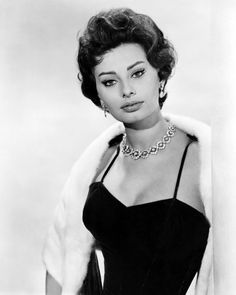 A old the great #SophiaLoren up italian actress it´s a of the Star of #Hollywood of the 20th Century ||| #AtressHolywood