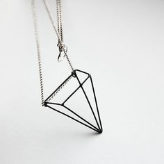 MIRTA handmade contemporary #jewelry is made by 23-year-old Andrea who lives in Croatia. Her minimalist jewelry is inspired by architecture and nature — an unexpectedly stunning combination.