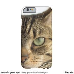 Beautiful green eyed tabby barely there Store Design, Iphone Case Covers, Kitty, Cats, Green, Beautiful, Little Kitty, Gatos, Kitty Cats