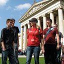 Take a FREE guided walking tour of the city. Walking Tour, Prague, Austria, Third, Germany, Europe, City, Free