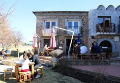 Anvil Ale House in Dullstroom, Mpumalanga. Anvil Ale brewery and pub lies on the edge of Dullstroom if you enter it from the Lydenburg side. Brewery, Ale, Things To Do, Street View, House, Travel, Things To Make, Beer, Viajes