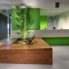 Barra Barra & Office per  Studio Italien Damilano