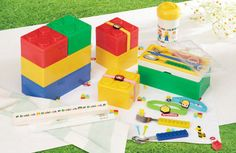 Caja de Bento LEGO