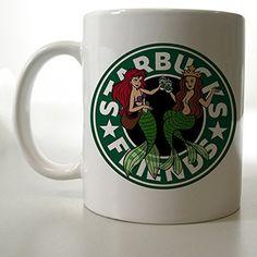 Ariel and Friend Coffee Logo Mug Two Side 11 Oz Ceramic Mug http://www.amazon.com/dp/B00VFHN73E/ref=cm_sw_r_pi_dp_SPljvb0P107A6