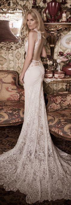 Naama Anat Fall 2016 Wedding Dress