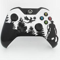 Skyrim Xbox1 controller!