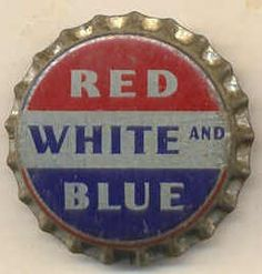 Red, white, blue!