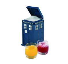 Cubitera Doctor Who. Tardis
