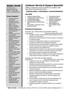 Customer Service Resume Sample   Walteru0027s Customer Service Representative  Resume