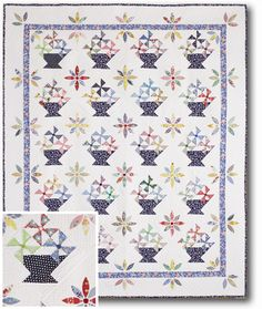 Published six times a year, Fons & Porter's Love of Quilting is America's favorite quilting magazine! Traditional in style and covering a broad range of skills, Sampler Quilts, Star Quilts, Scrappy Quilts, Quilt Blocks, Mini Quilts, Pinwheel Quilt Pattern, Quilt Patterns, Quilting Projects, Quilting Designs