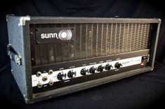 Love the input options and control. Sunn-model-t-1973