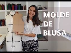 Diy Camisa, Sewing Techniques, Base, Shirts, Pattern, Fashion, Overall Dress, Patron Couture, Formal Skirt