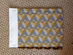 Geometric print - Rose Nisbet